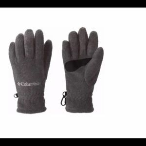 COLUMBIA YOUTH FAST TREK GLOVES LARGE